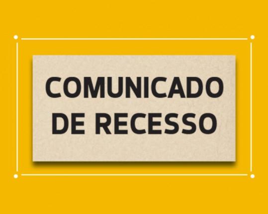 Recesso Administrativo