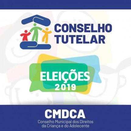 Eleições 2019 - Conselho Tutelar